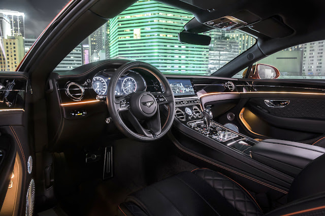 ベントレー・コンチネンタルGT V8
