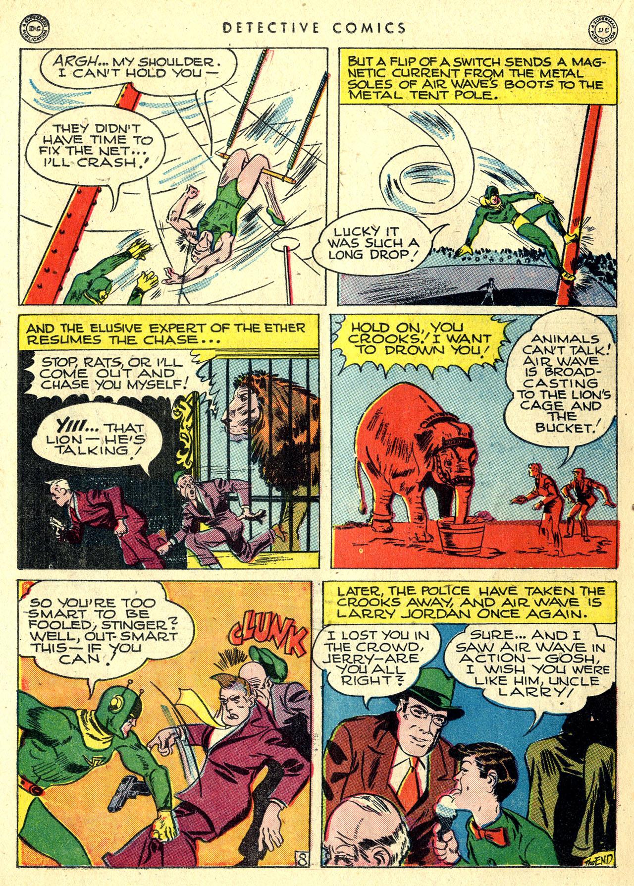 Read online Detective Comics (1937) comic -  Issue #119 - 32