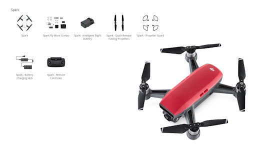Top Dji Spark Accessories You Should Have! - My Drone Review