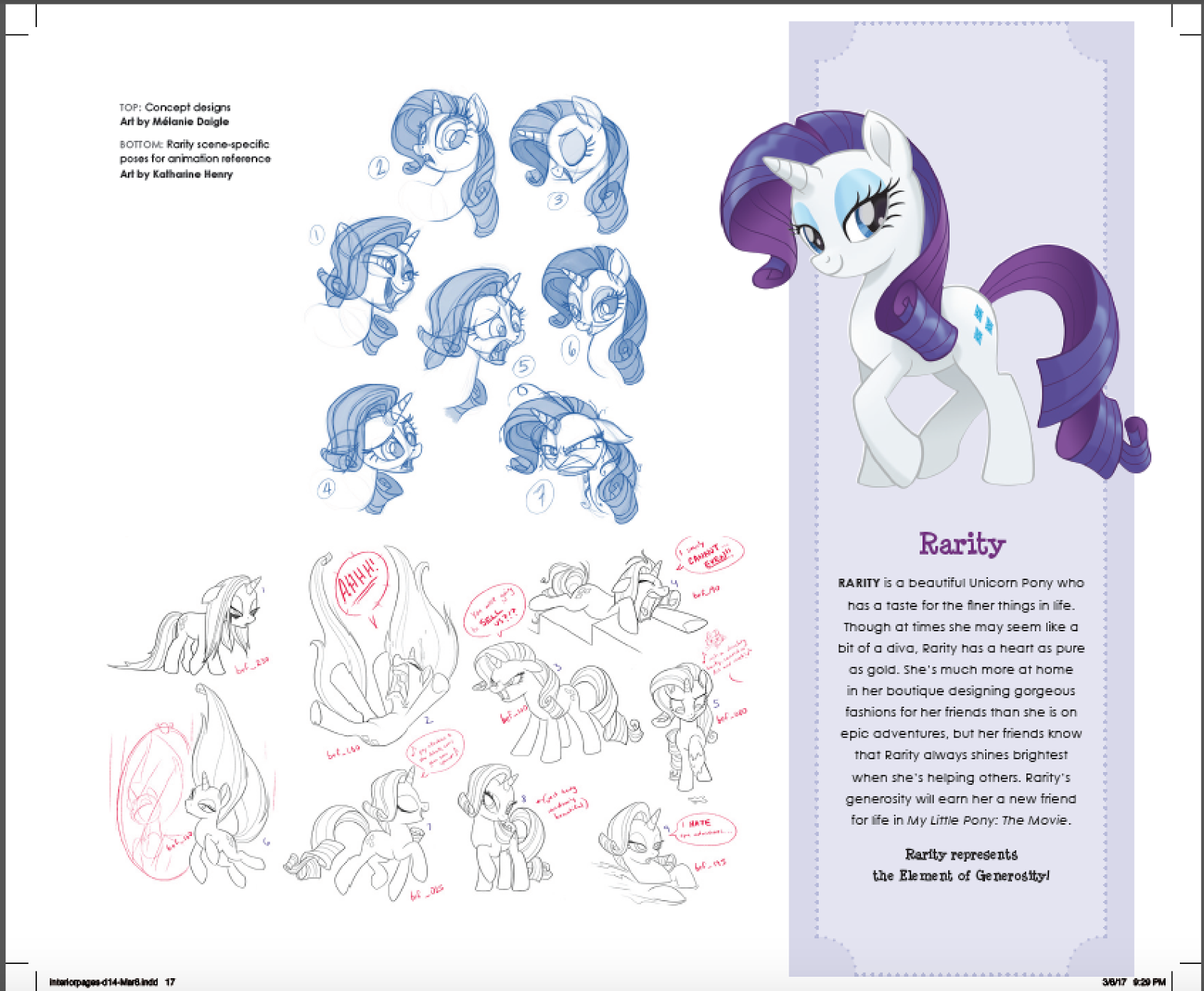 Equestria Daily Mlp Stuff Awesome Concept Art From The My Little