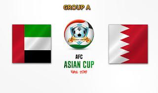 مشاهدة مباراة الامارات والبحرين بث مباشر بتاريخ 05-01-2019 كأس آسيا 2019