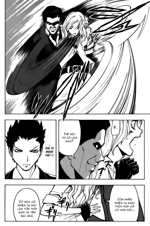 Ansatsu Kyoushitsu chap 25 trang 17