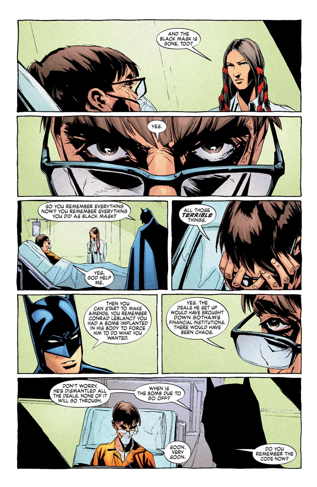 Detective Comics (1937) 865 Page 11