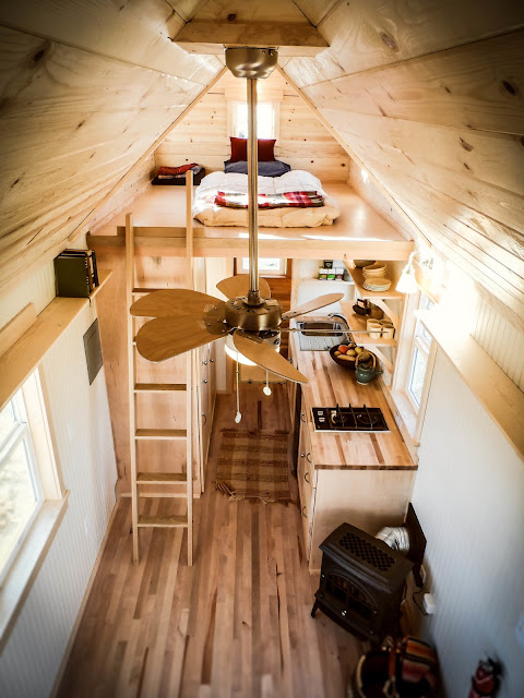 Payette tiny house, TruForm Tiny