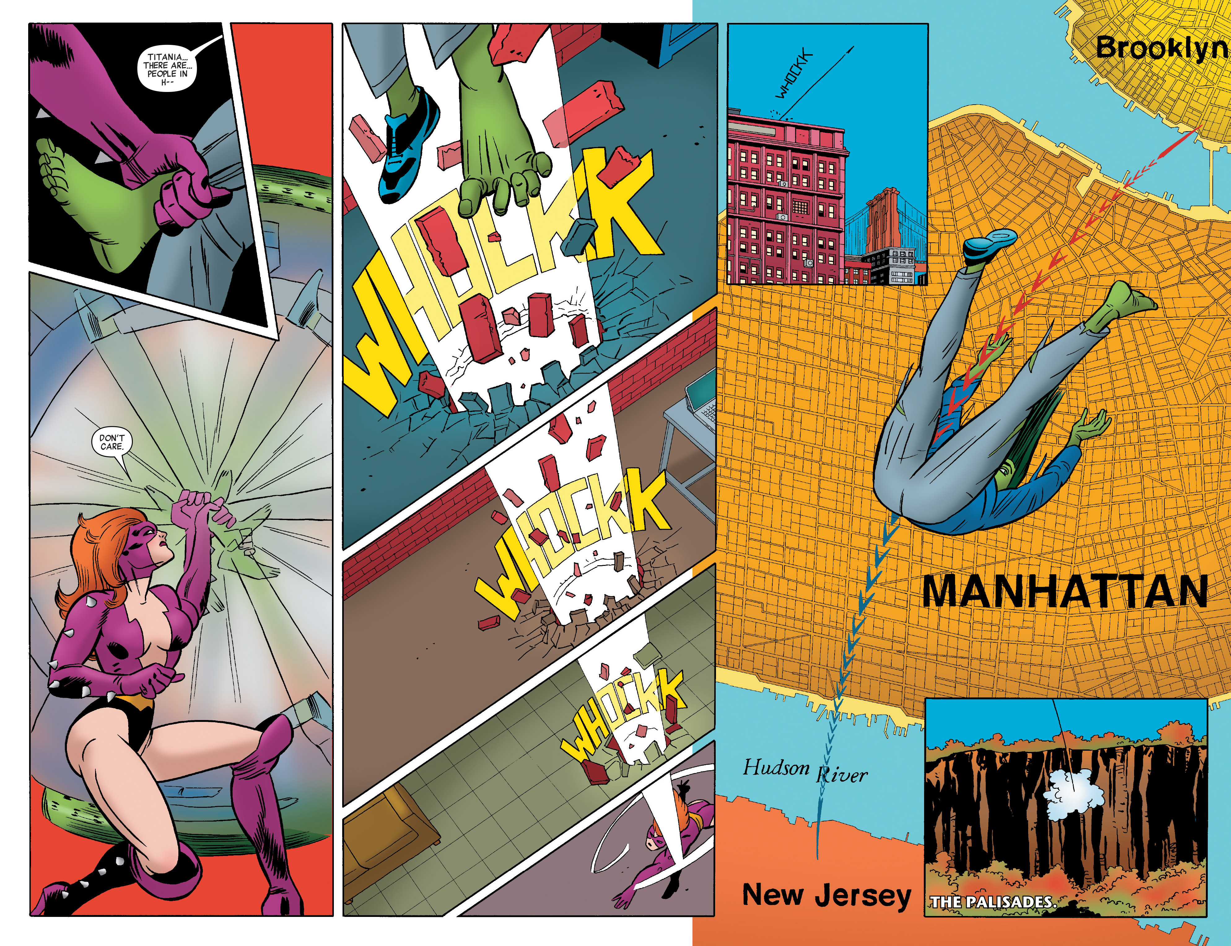 Read online She-Hulk (2014) comic -  Issue #11 - 5