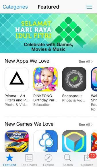 Cara Memperbaiki Aplikasi yang  Freezing Dan Gangguan Pada iPhone 5