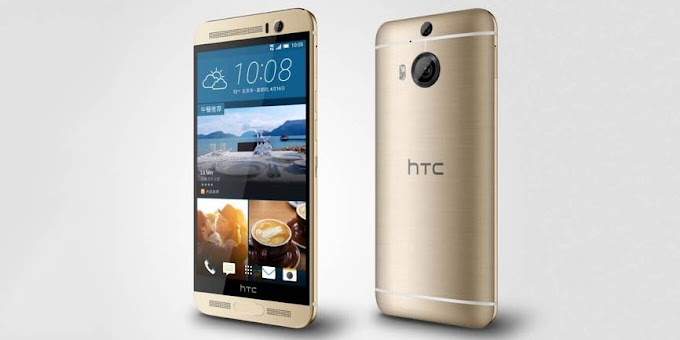 HTC One M9 Plus officially announced with 5.2 inch Quad HD display, fingerprint scanner and Duo camera