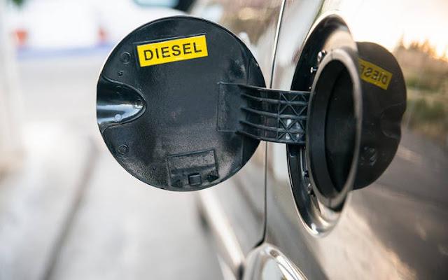 οι πωλήσεις diesel αυτοκινήτων στην Ελλάδα