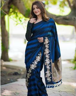 kajal aggarwal latest saree photos Navel Queens