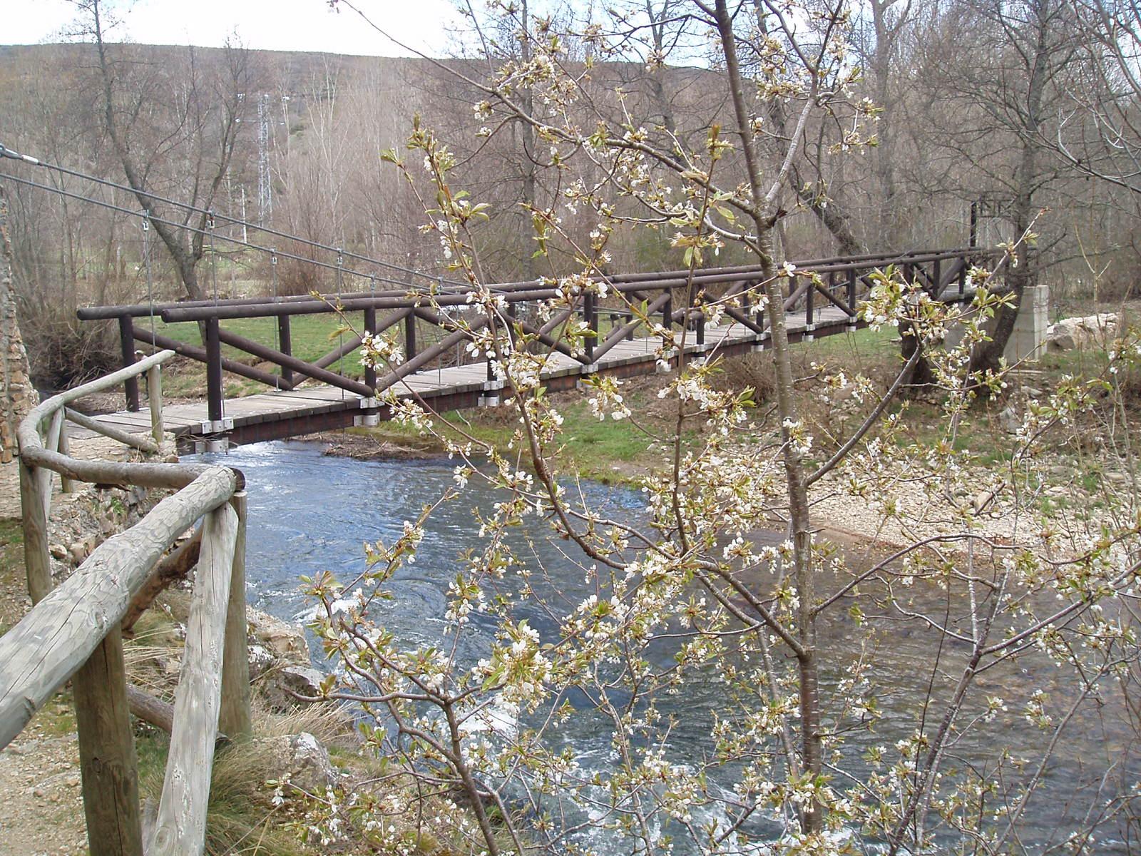 Entre puentes pontones zancas y pasaderas por la cuenca del r o oma a