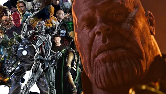 Thanos Bukan Apa-apa! Ini Musuh Terkuat di Dunia Marvel