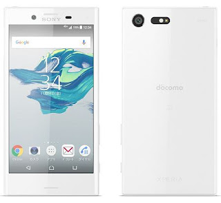 Download Firmware Sony Xperia X Compact SO-02J - Nougat - 7.0