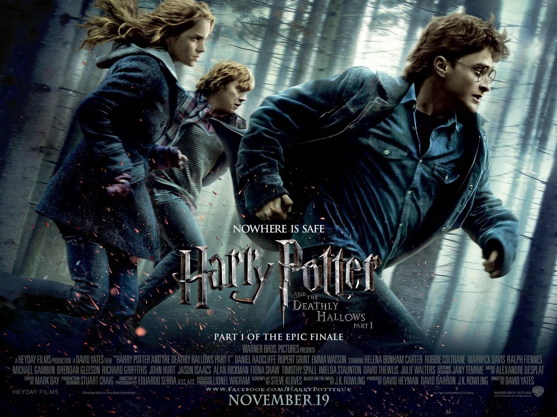 Crtica Harry Potter y las reliquias de la muerte parte