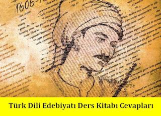 9. Sınıf  Türk Edebiyatı Ders Kitabı Cevapları
