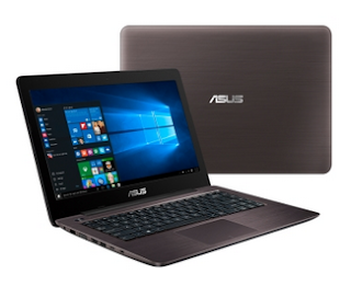 Asus X456U Drivers windows 8.1 64bit and windows 10 64bit