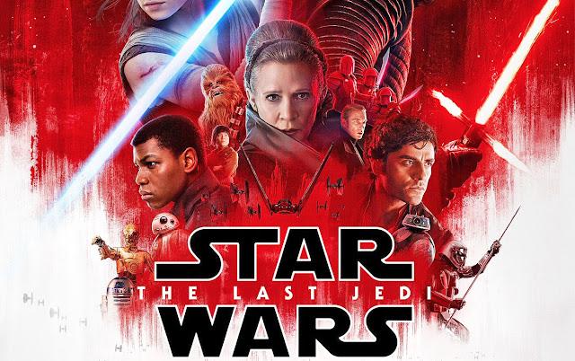 Star Wars The Last Jedi : Filem Review