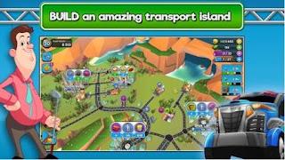 Sekarang ini aku akan membagikan kepada kalian semuanya sebuah game android Simulasi ter Transit King Tycoon Mod Apk v2.2 (Unlimited Everything)