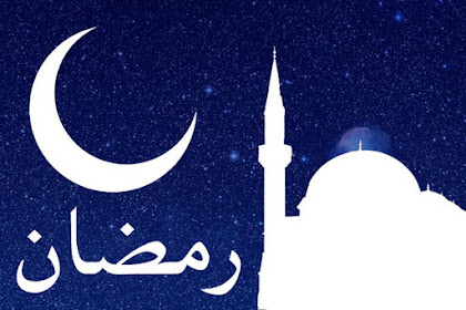 Fashion Ramadhan Bulan Puasa untuk Muslim