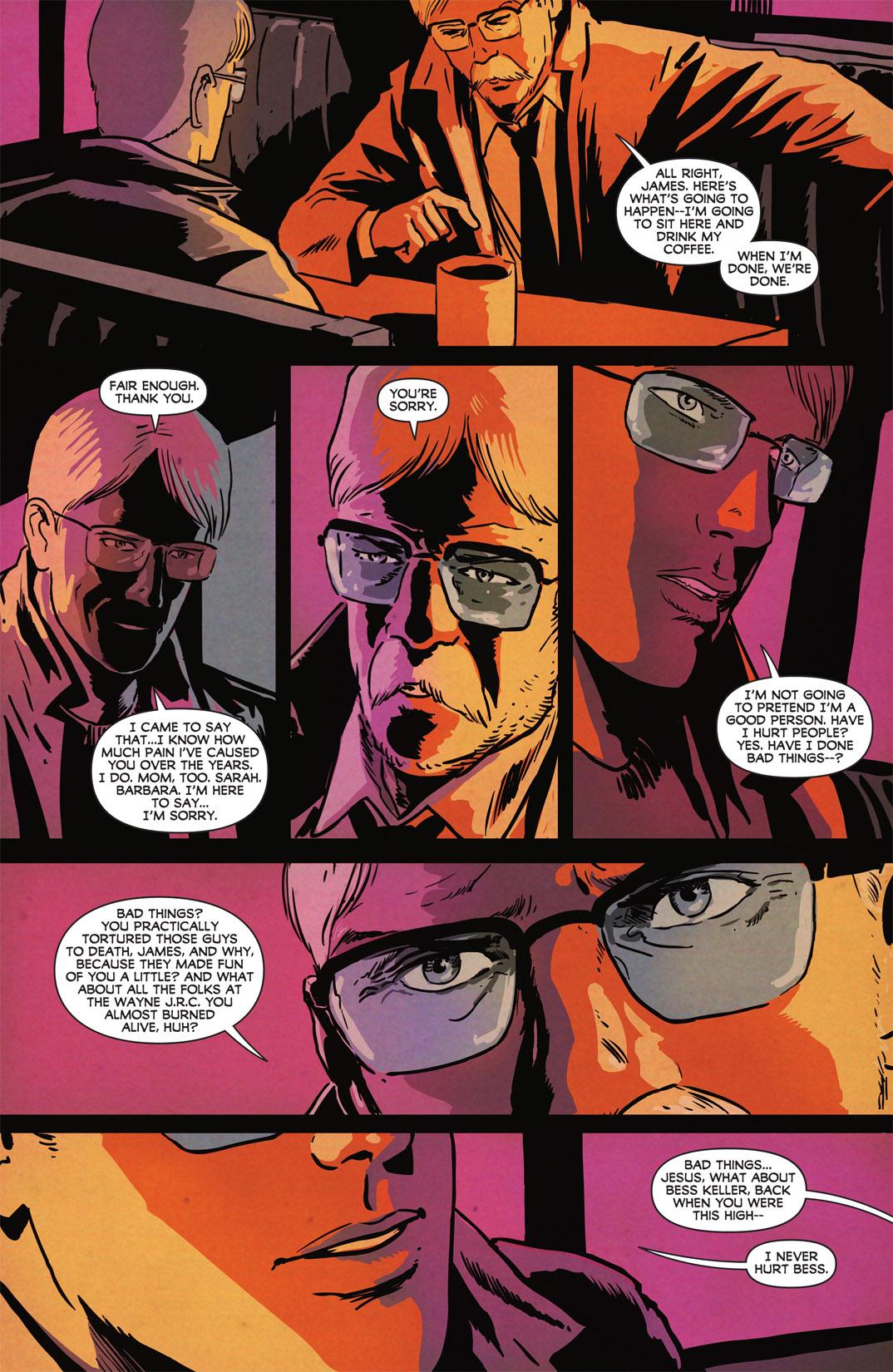 Detective Comics (1937) 874 Page 4