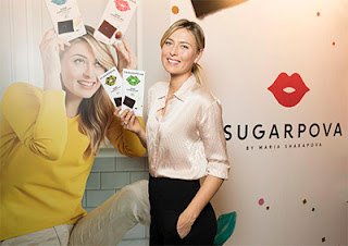 Maria Sharapova launching her premium chocolate line