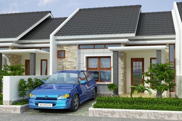 Model Rumah Minimalis Type 36 - Sederhana dan Modern