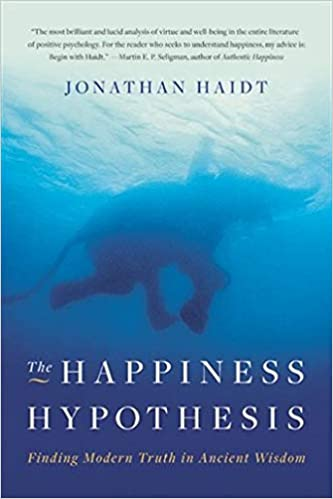 <b>The Happiness Hypothesis</b>