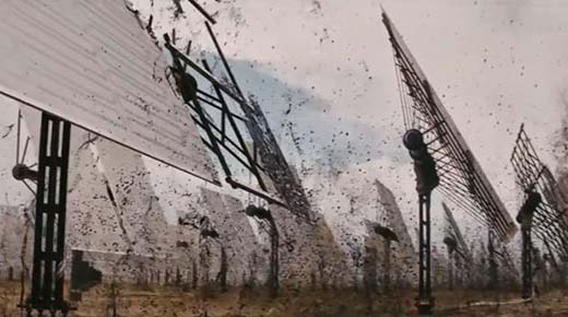 «La plaga gris»: Fin del mundo provocado por las nanomáquinas
