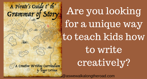 Review of creative writing curriculum for homeschool