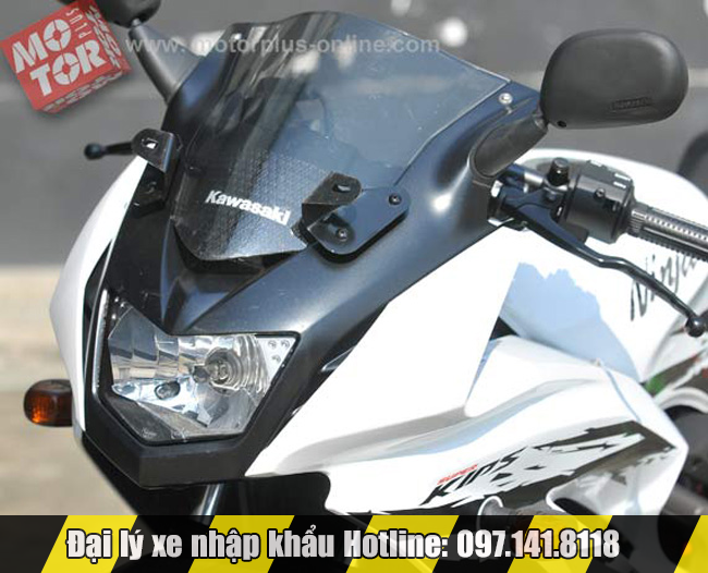 Kawasaki Ninja 150RR phiên bản đặc biệt 2