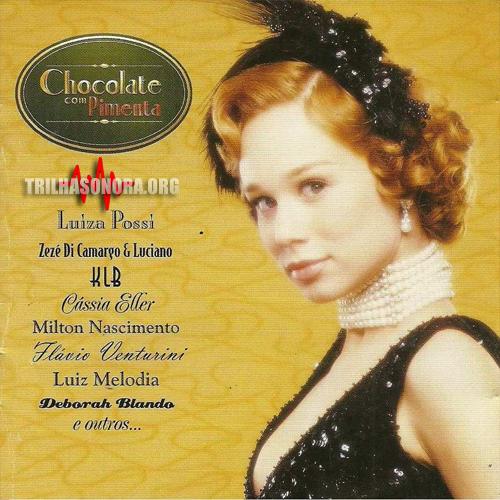 INTERNACIONAL PIMENTA CHOCOLATE CD BAIXAR COM NOVELA