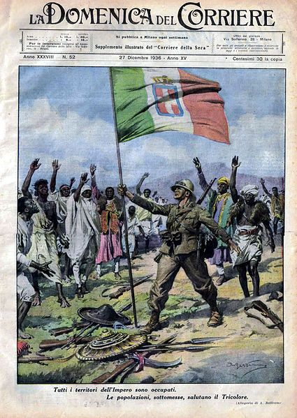 Ethiopia (Abyssinia) and Italian Aggression