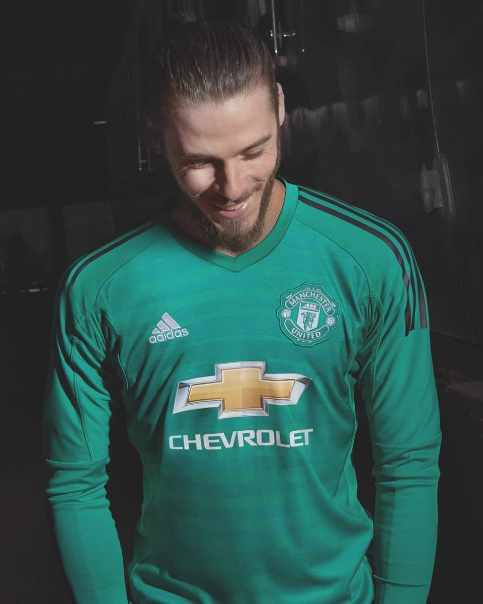Manchester United 18 19 Goalkeeper Kit Released Footy Headlines