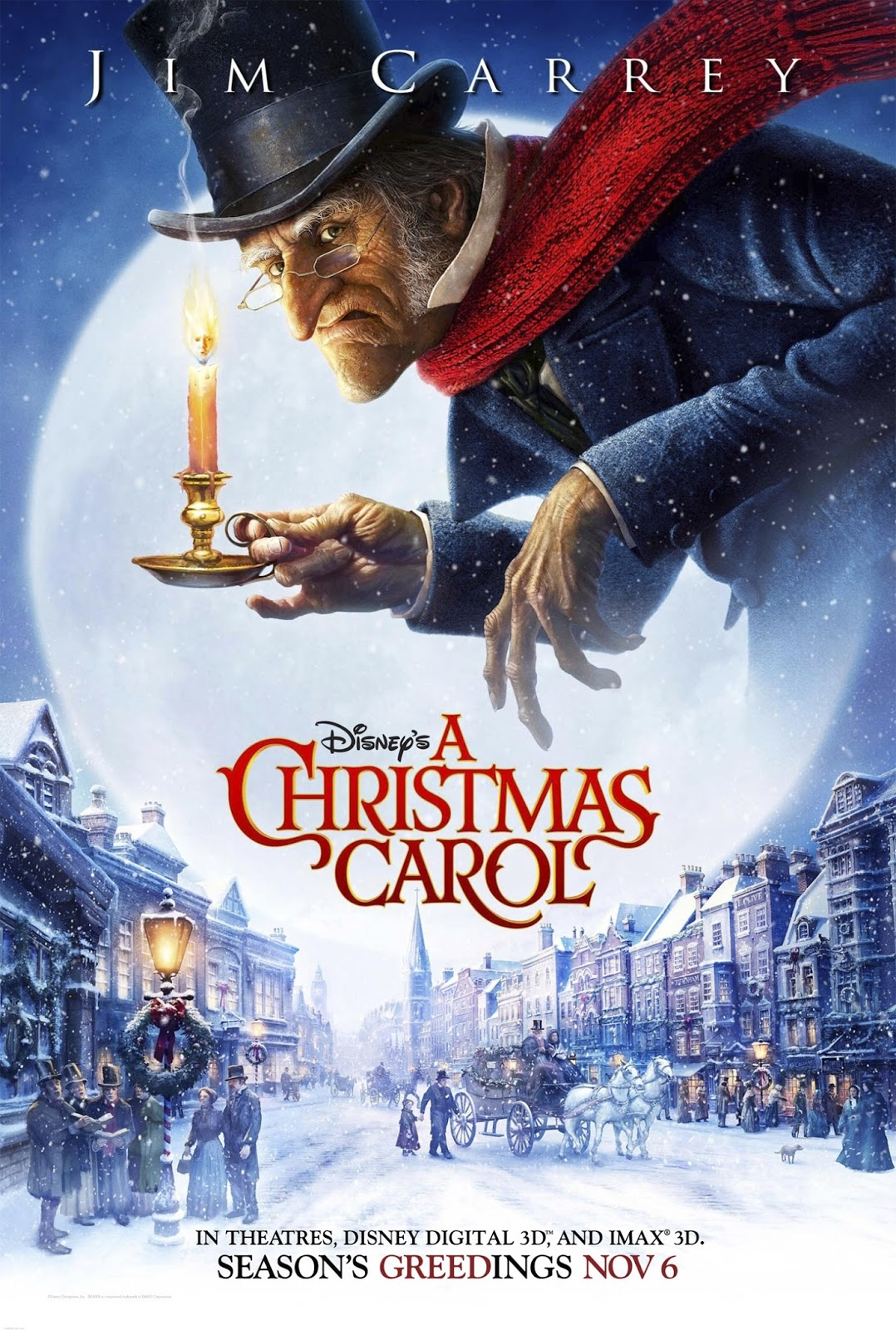 A Christmas Carol (2009) ταινιες online seires oipeirates greek subs