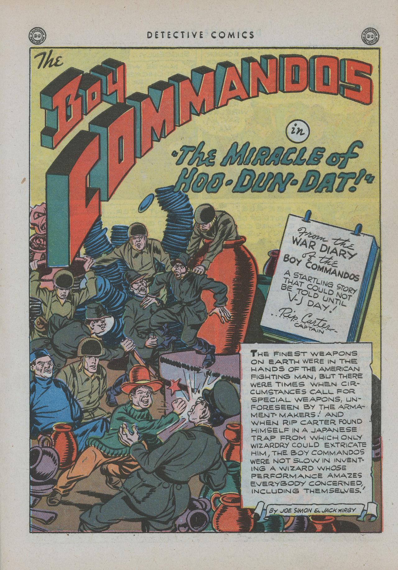 Read online Detective Comics (1937) comic -  Issue #108 - 39