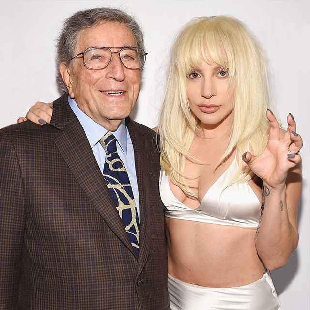 Tony Bennett to Record a New Song with Lady Gaga on New Year's Eve