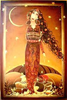 Wicca Magia: Teiniaguá – Princesa Moura