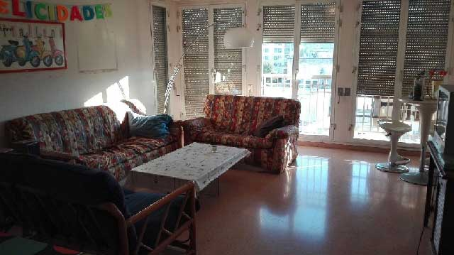 piso en venta av del mar castellon salon