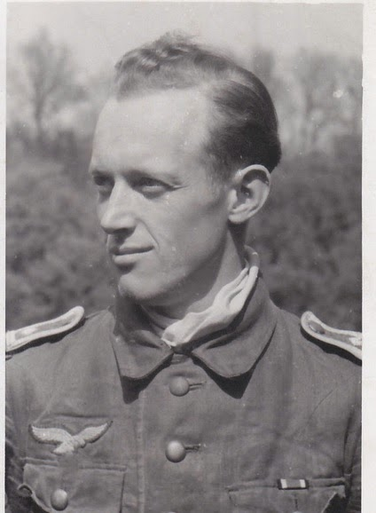 FalkeEins - the Luftwaffe blog: Ofw. Ernst Richter II./ JG 11