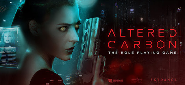 Altered Carbon Role Playing Game