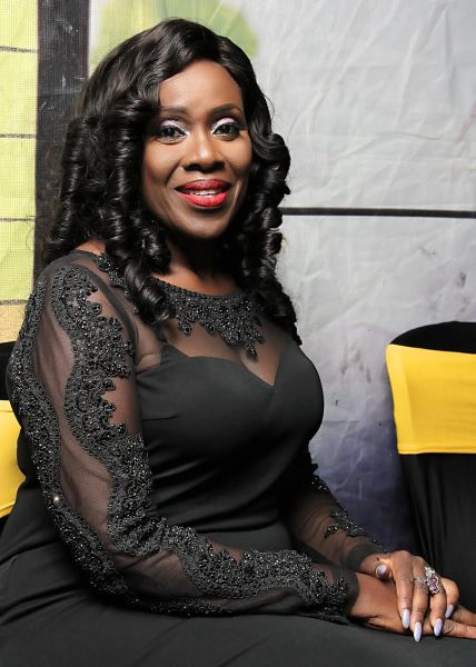 Actress Joke Silver Still Ageless As She Storm Project Fame In Black Outfit - Photos