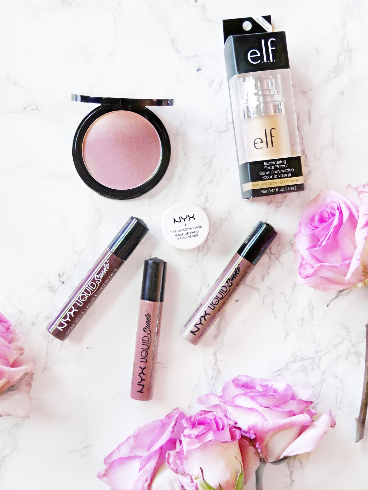 Latest Beauty Buys | Hard To Find Makeup From Milani, NYX & e.l.f | Haul & First Impressions | labellesirene.ca