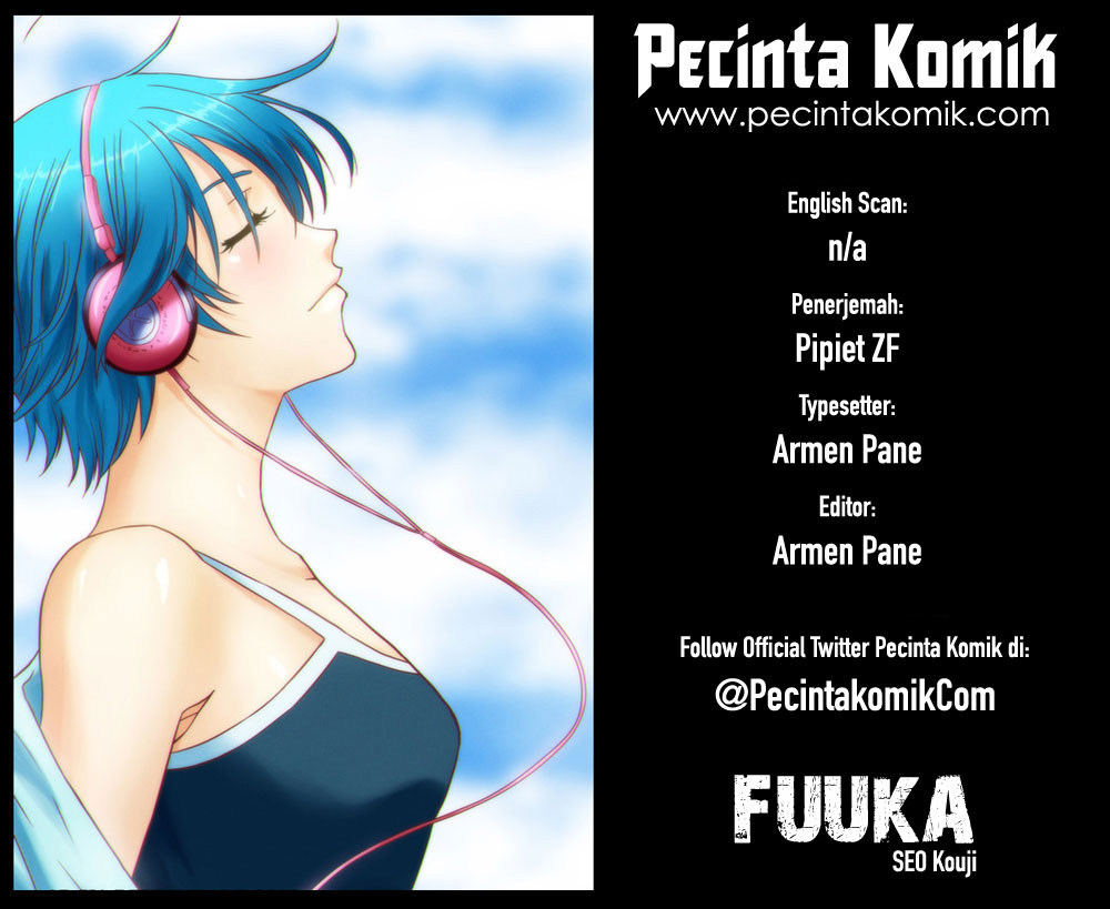Fuuka Chapter 142-1