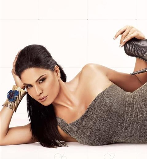 Veena Malik Hot Photoshoot Pictures