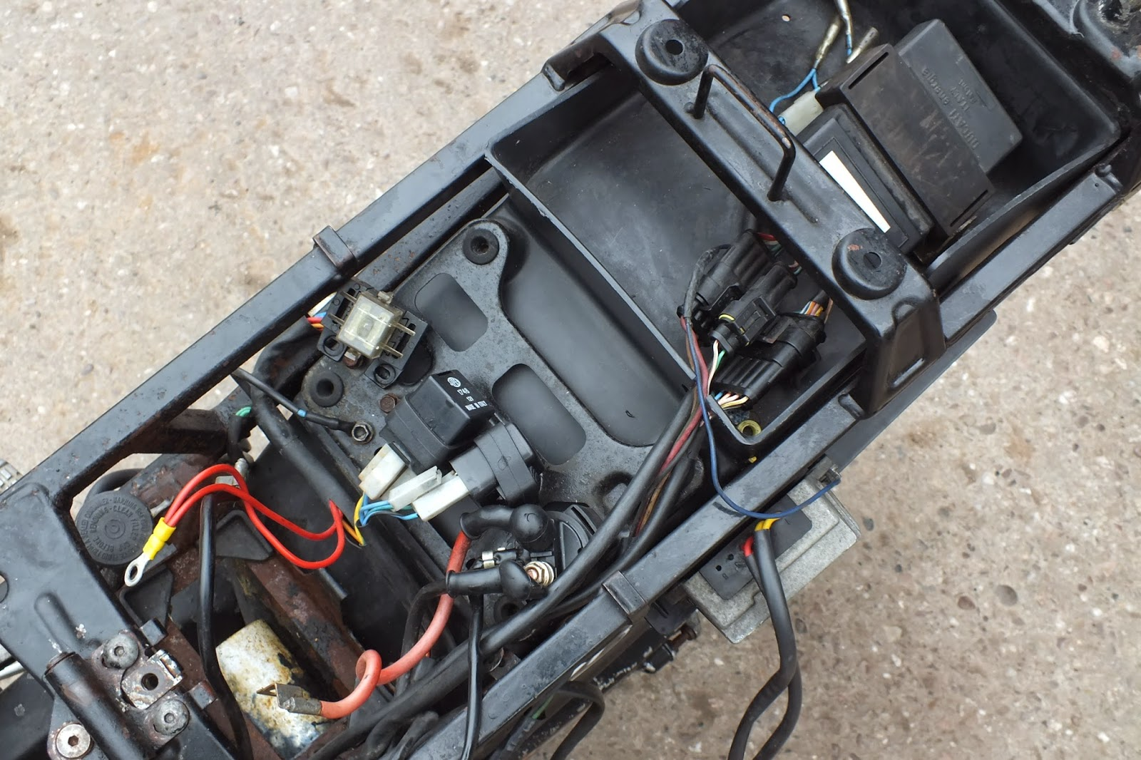 Fotos Honda Cb600f Hornet Electric Starter Wiring Diagram