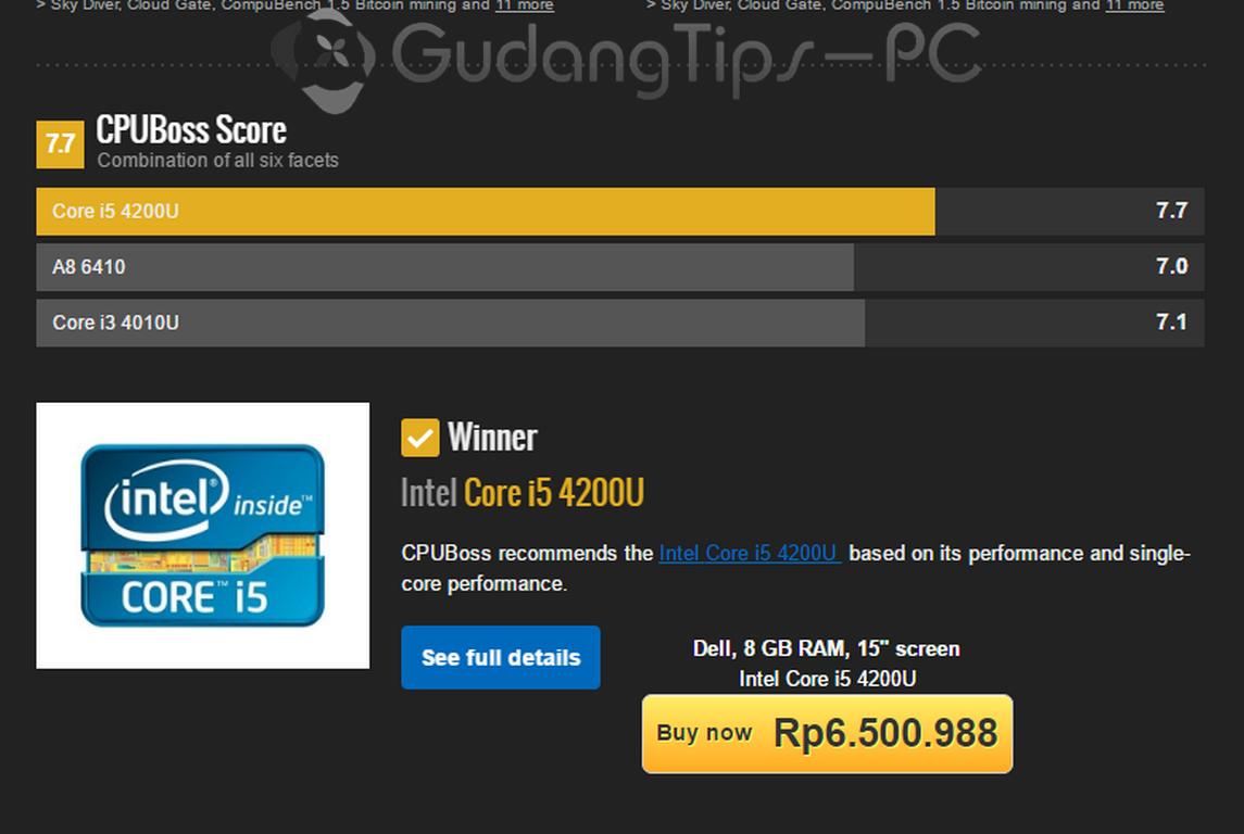 Tips AMD vs  Intel : Mana Pilihan Terbaik? | GudangTips-PC