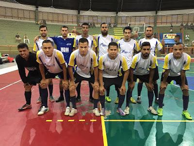 Sport goleia Deportivo e conquista o Municipal de Futsal Amador