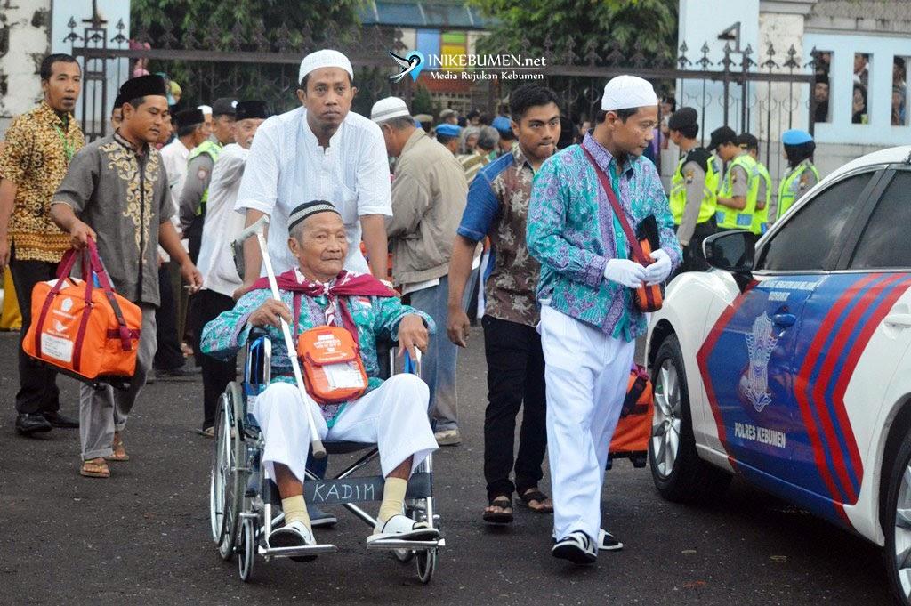Malam ini, Jamaah Haji Kloter 11 Tiba di Kebumen