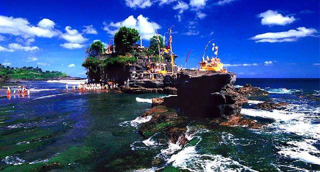 Pesona 10 Tempat Wisata di Bali Paling Menawan