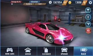 Game Furious Car Racing Apk