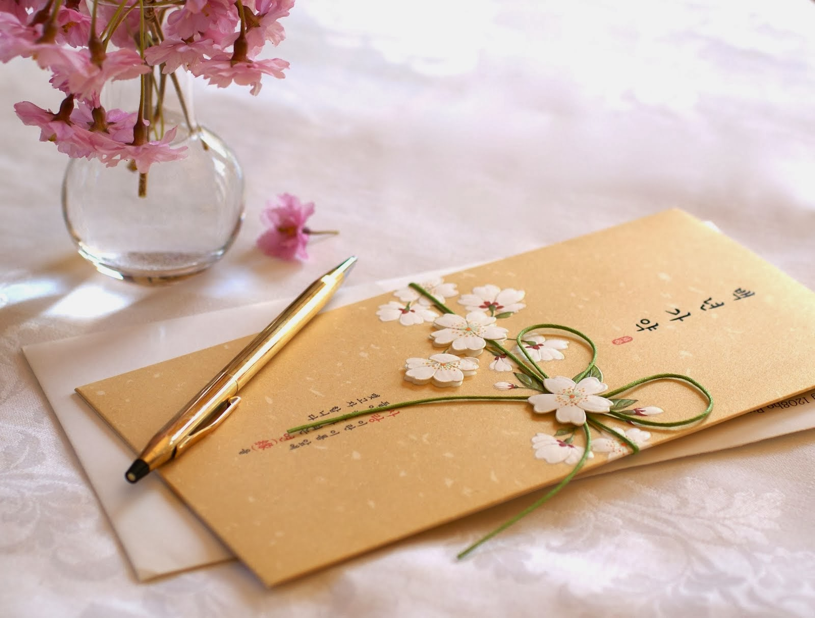 Korea Calling !!: What to gift on Korean Cultural Ceremony's